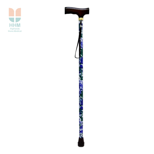 Patterned Walking Stick