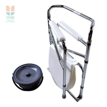 Portable Folding Commode