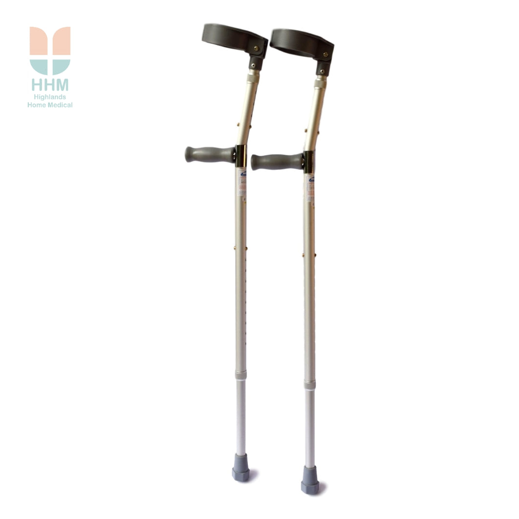 Canadian Forearm Crutches