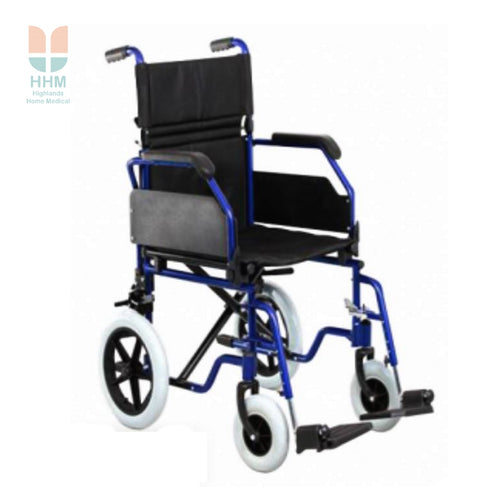 Pride Lightweight Transit Wheelchair