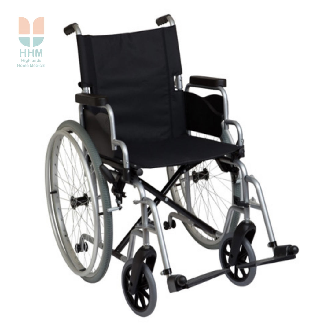 Whirl Self-propelled Wheelchair