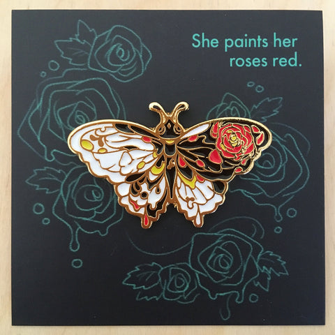 Insect Spirits: Butterfly Rose