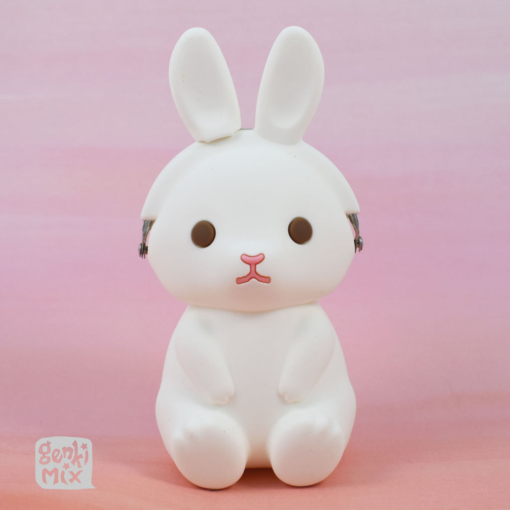 White Rabbit Pochi Pouch