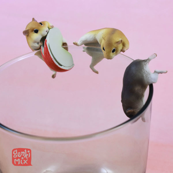 Hamster on a glass Blindbox