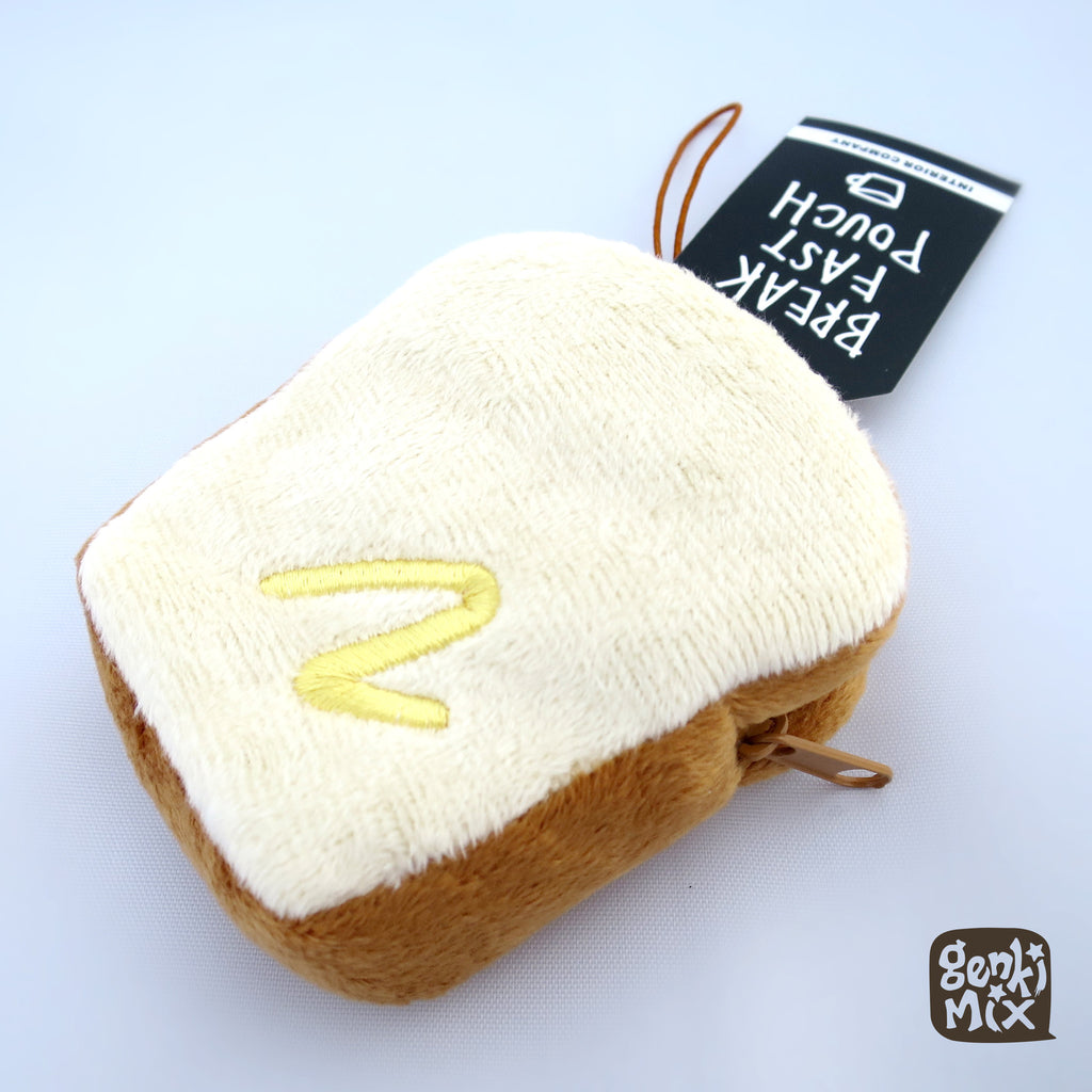 Mini Pouch - Bread