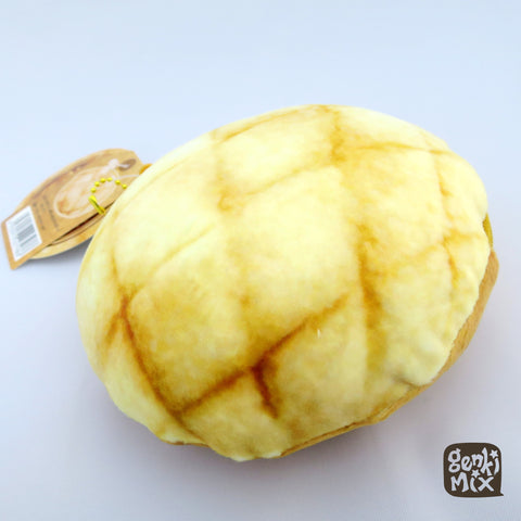 Melon Bread Plush Pouch