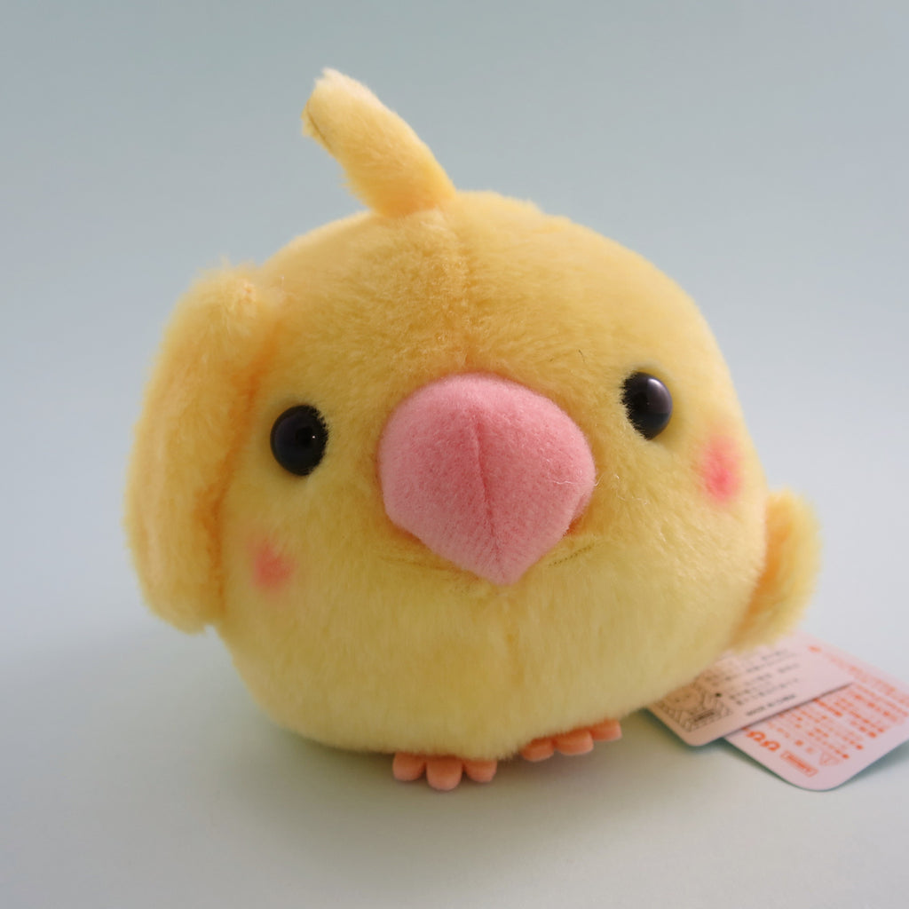 Cockatiel Bird Plush