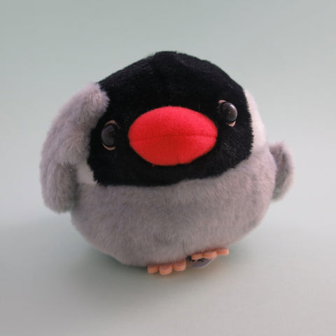 Java Finch Bird Plush