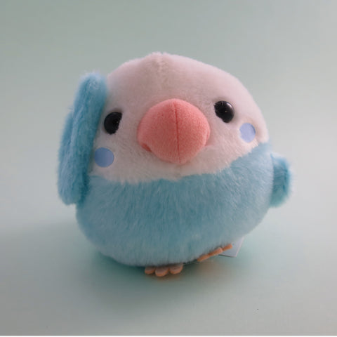 Parakeet Bird Plush