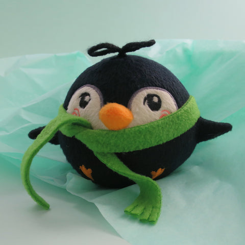 Pygmy Penguins Plush - Moe