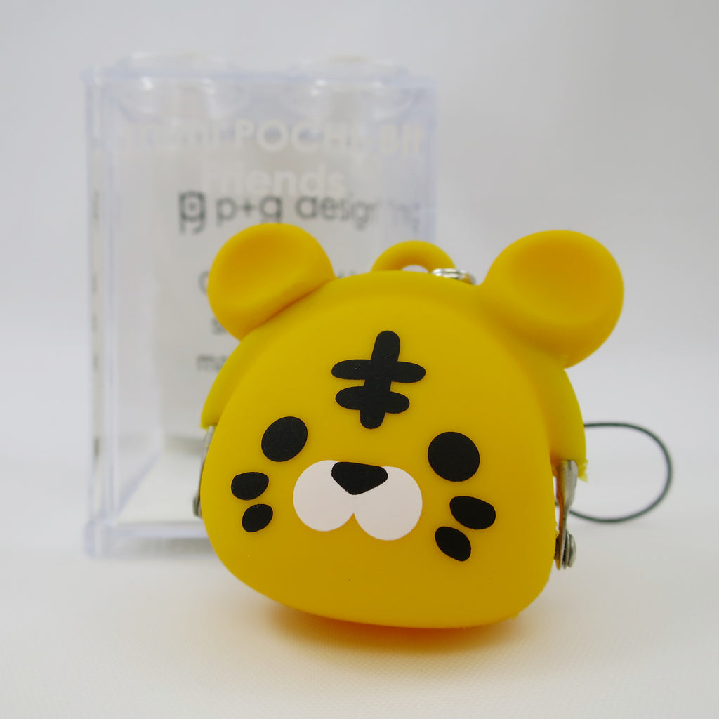 Mini Mighty Tiger Pochi Pouch