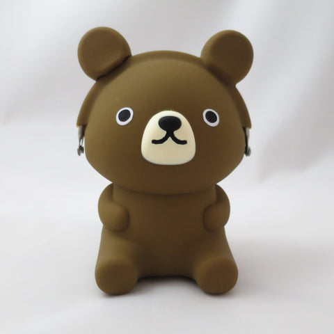 Brown Bear Pochi Pouch