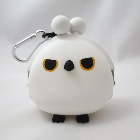 Snowy Owl Coin Purse
