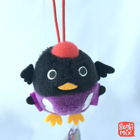 Japanese Youkai Charm - Karasu Tengu, the crow demon