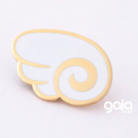 Angelic Wing Pin