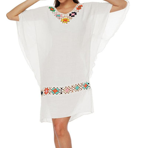 Crochet Knitted Beach Cover Up - Lord's Outdoors