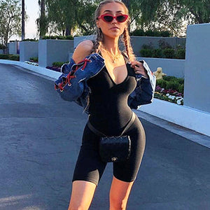 Colysmo Sexy Jumpsuit Plus Size Playsuit Jumpsuits For Women 2018 Summer Bodysuit Body Feminino One Piece Overalls Jumpsuit New - Lord's Outdoors