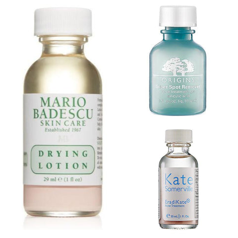 Top 3 Acne Treatments
