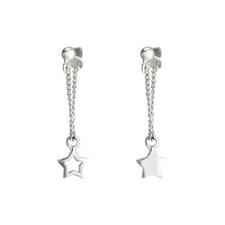 Star Girl Asymmetrical Earring