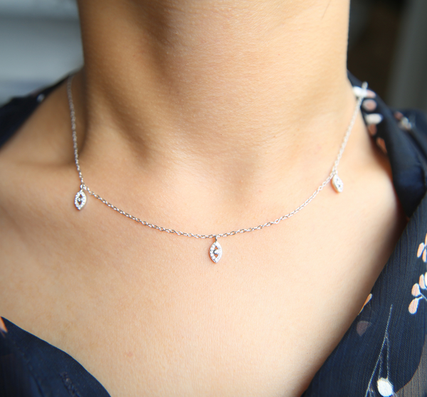 The Protection Platinum Choker