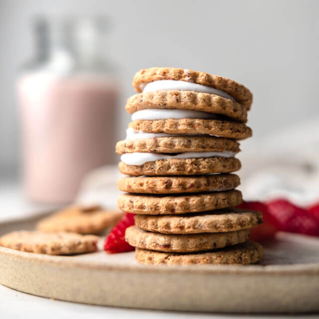 Gluten-free Sweet Pulp Crackers