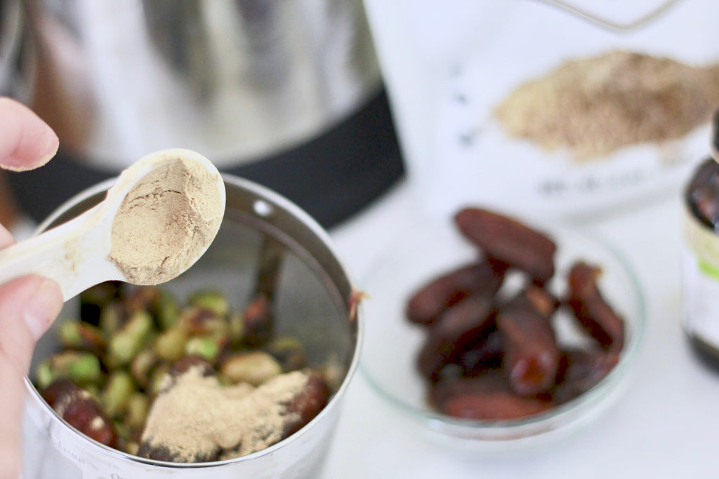 Pistachio Milk Almond Cow Recipe