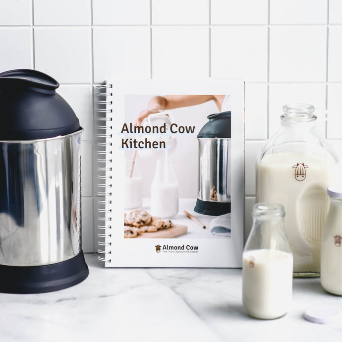 Almond Cow Recipe Book