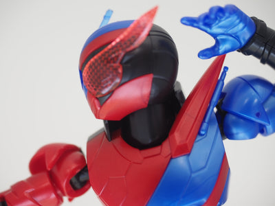 Sept 2019 Product Review by: SUTD Gunpla Club - Figure-rise Standard Kamen Rider Build