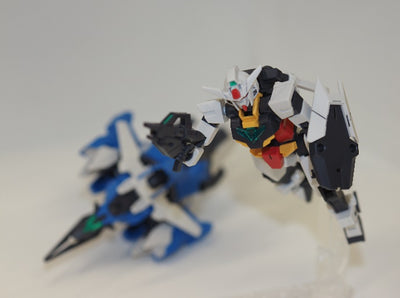 Nov 2019 Product Review By SUTD Gunpla Club - HGBD Earthree Gundam
