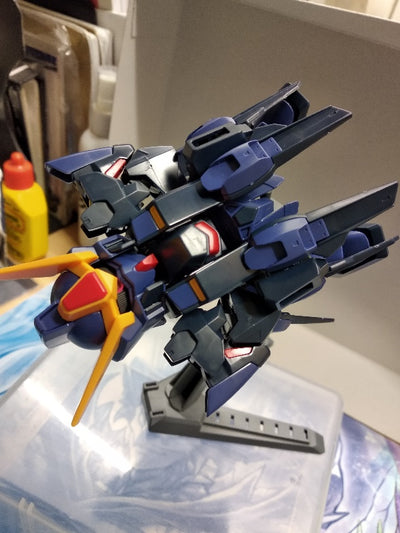 Jun 2019 Product Review by SUTD Gunpla Club - SDCS Sisquiede