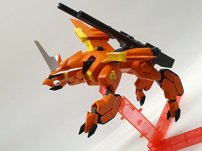Apr 2019 Product Review by SUTD Gunpla Club - Lagowe