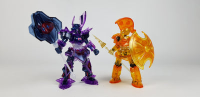 By: Eatsomechyefun - Event Exclusive LBX Achilles & Emperor