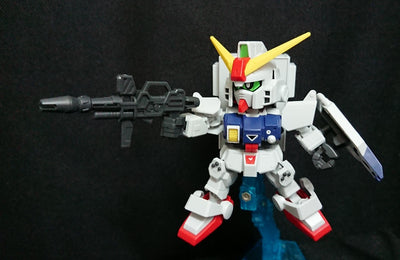 Aug 2019 Product Review by SUTD Gunpla Club - SDCS Gundam Ground Type