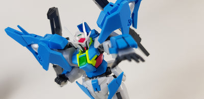 By: Eatsomechyefun - HGBD Gundam 00 Sky (Higher Than Sky Phase)