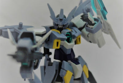 Feb 2019 Product Review by SUTD Gunpla Club -  Gundam Age II Magnum SV
