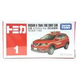 879398 NISSAN X-TRAILFIRE COMMAND CAR (BOX)'17