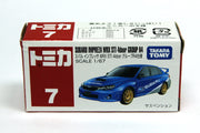 800989 SUBARU IMPREZA WRX STI 4 DOOR GROUP R4 SPEC