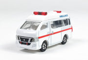 471066 Nissan NV350 Caravan Ambulan