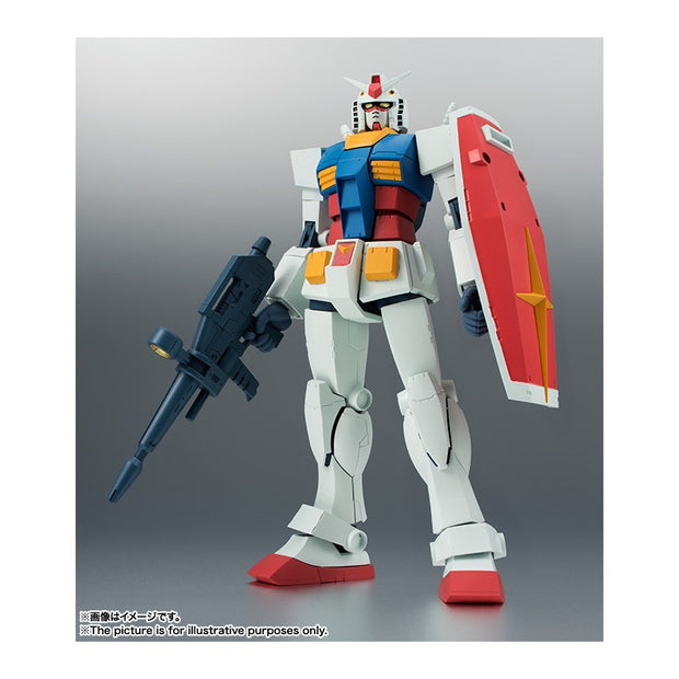 RT (SIDE MS) RX-78-2 GUNDAM VER ANIME