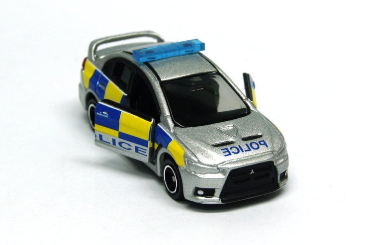 333494 Mitsubishi Lancer Evolution X British Police Car