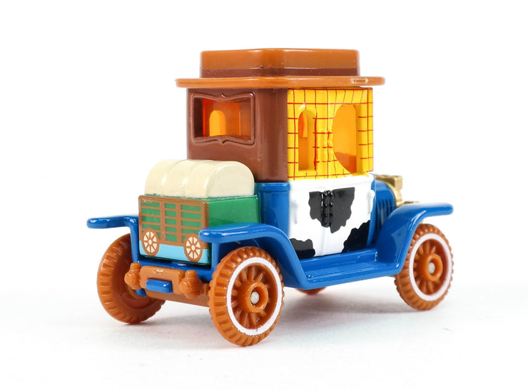 Tomica Disney Motors Dm-18 High Hat Woody