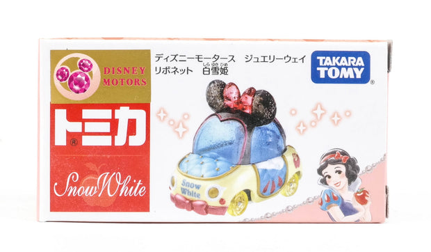 Tomica Disney Motors Jewelryway Ribonet Snow