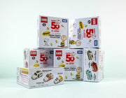 DREAM TOMICA SNOOPY LOTTO'17 (BOX OF 6pcs)
