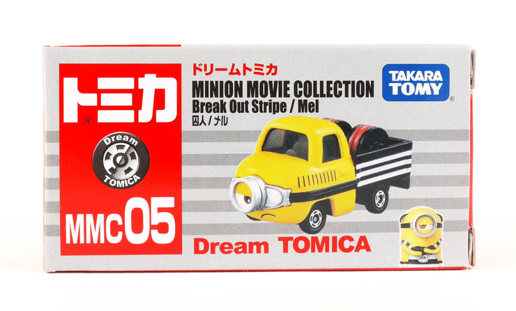 Dream Tomica Minion Prisoner Mel MMC05 (No.160)