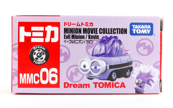 Dream Tomica Minion Evil Minion MMC06
