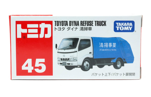 741374 Toyota Dyna Street Cleaner