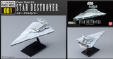 '-600 STAR WARS VEHICLE MODEL 001 STAR DESTROYER