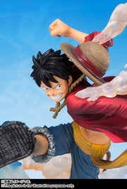 Zero Luffy Gum Gum Hawk Whip