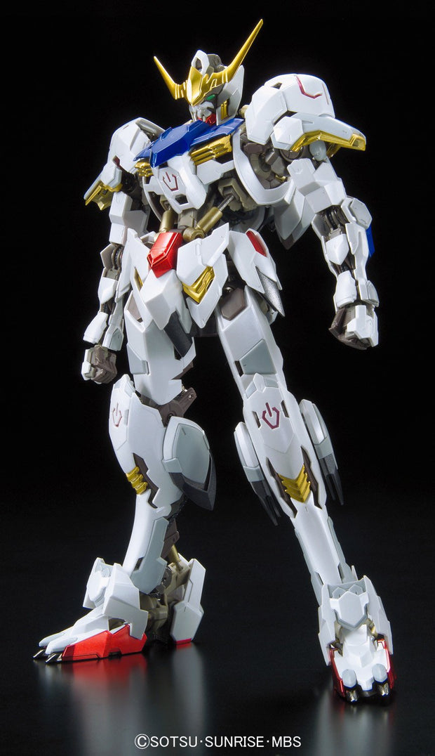 HRM 1/100 Gundam Barbatos (High-Resolution Model)