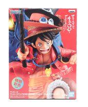 One Piece Three Brothers Figure (A: Monkey D Luffy)